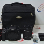 (Sold out)Canon 700D+Lens Kit 18-55 IS