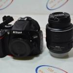 (Sold out)Nikon D5100 + เลนส์ Kit 18-55