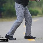 กางเกง IX7- เทา