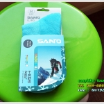 ถุงเท้าสำหรับจักรยาน-วิ่ง-เดินป่า /SANTO-สีฟ้า
