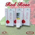 น้ำหอมไม่มีแอลกอฮอล์ RED ROSE by ALREHAB - Unisex size 6 ML