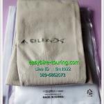 ปลอกแขน AQUA-X / สีครีม -เทา / Made in Korea