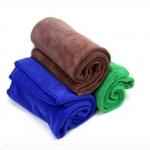 ผ้าเช็ดหน้า-เช็ดตัว Microfiber 30*70 ซม.