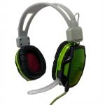 หูฟัง A6 สีเขียว