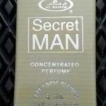น้ำหอมอาหรับ Secret Man by Al-Rehab 6ml.