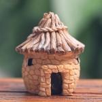 บ้านเรซิ่นเล็ก (5) สีน้ำตาล