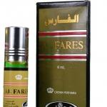 น้ำหอมไม่มีแอลกอฮอล์ Al Fares by Al-Rehab 6ml.