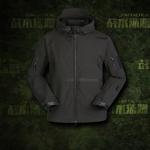 เสื้อแจ็คเก็ตทหาร สไตล์แทดเกียร์ TAD GEAR สีดำ
