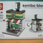 ร้านเซเว่นอีเลเว่น (7.11) 177 ชิ้น (Sembo)