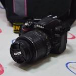 (Sold out)Nikon D3100+Lens Kit 18-55
