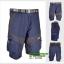 กางเกงขาสั้น ARSUXEO 1406 เนื้อผ้าแห้งเร็ว / สีกรมแถบดำ thumbnail 1
