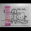 ภาพระบายสี จิ๊กซอว์แบบแผ่น มีถาดรอง 54 ชิ้น พร้อมถาดรอง Sanrio ซานริโอ้ Hello Kitty ฮัลโหล คิตตี้ thumbnail 2