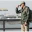 เสื้อแจ็คเก็ตแทคติคอล IX7- สีเขียว GREEN thumbnail 3