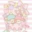 จิ๊กซอว์แบบแผ่นพร้อมถาดรอง ซานริโอ้ กีกี ลาล่า ลิตเติล ทวิน สตาร์ Jigsaw Puzzle Sanrio Little Twin Stars 54 ชิ้น thumbnail 2