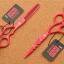 กรรไกรตัดผมซอยผม Kasho Red Blazers 6.0 thumbnail 2