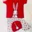 ชุดกระต่ายแดง thumbnail 1