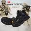 รองเท้า TACTICAL รองเท้าเดินป่า Runway No.1 สีดำ thumbnail 1
