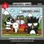 จิ๊กซอว์ ซานริโอ้ แบ๊ด แบ๊ดซ์ มารุ Jigsaw Puzzle Sanrio Bad Badtz Maru 500 ชิ้น thumbnail 1