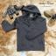 WALKER JACKET เสื้อแจ็คเก็ตกันลม กันน้ำ กันแดด : สีดำ thumbnail 2