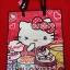 กระเป๋ากระสอบ ลายลิขสิทธิ์ Hello Kitty คิตตี้ มีซิป ไซส์ใหญ่ ขนาด 65*55*30 Cm. ราคาส่ง 95บาท thumbnail 1