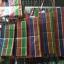 ผ้ากระสอบพลาสติก ผ้าฟาง ลายริ้ว 4สี ลายธงชาติ สายรุ้ง (72 สี่สีเคลือบ) หลาละ 25 บาท thumbnail 13