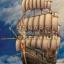 T013 จิ๊กซอว์ ลายทั่วไป วิว หมาแมว เรือ ทะเล ภูเขา Jigsaw Puzzle 500 ชิ้น thumbnail 2