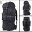 เป้ทหาร Backpack 100 ลิตร - สีดำ thumbnail 1