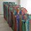 กระสอบใส่ของสีสันสวยงาม RAINBOW BAG ถุงกระสอบสายรุ้ง ขนาดใหญ่จัมโบ้ ตัวอย่าง คละไซส์ thumbnail 1