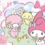 จิ๊กซอว์ 54ชิ้น แบบแผ่นพร้อมถาดรอง ซานริโอ้ มาย เมโลดี้ Jigsaw Puzzle Sanrio My Melody thumbnail 2