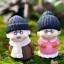 ตุ๊กตาคู่ผู้สูงวัย (ญี่ปุ่น) แบบ B thumbnail 1