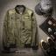 The Mile Fly Jacket : สีเขียวขี้ม้า thumbnail 2