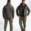 เสื้อแจ็คเก็ตทหาร สไตล์แทดเกียร์ TAD GEAR สีเทา thumbnail 3
