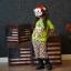 หมวกเด็กหน้าสัตว์ลายลิงผู้หญิง thumbnail 3