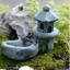 อ่างน้ำสวนญี่ปุ่น สีฟ้า thumbnail 1