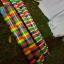 ผ้ากระสอบพลาสติก ผ้าฟาง ลายริ้ว 4สี ลายธงชาติ สายรุ้ง (72 สี่สีเคลือบ) หลาละ 25 บาท thumbnail 5
