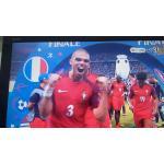 โปรตุเกสชนะฝรั่งเศส 1- 0 คว้าแชมป์ยูโร 2016 อมาโด้รายงานข่าว