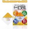 ยาหยอดตาผสมวิตามิน 4 ชนิด จากญี่ปุ่น