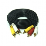 Cable RCA to RCA 3:3 5 เมตร