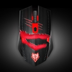 Nubwo Mouse Gaming NM-79 (Battle)+Mouse Pad