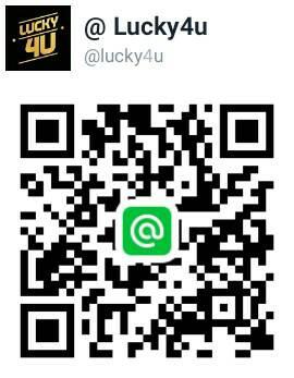 Line : @lucky4u