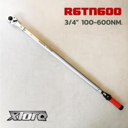 """ประแจปอนด์ 3/4"""" 100-600 NM R6TN600"""