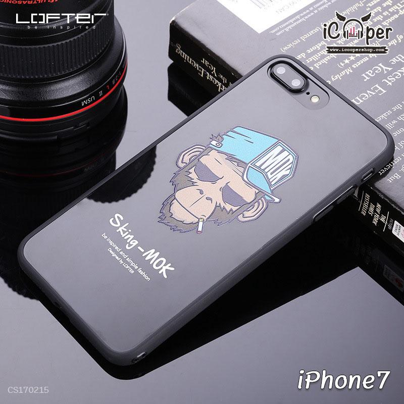 LOFTER Cartoon Mirror - Sking-Mok (iPhone7)