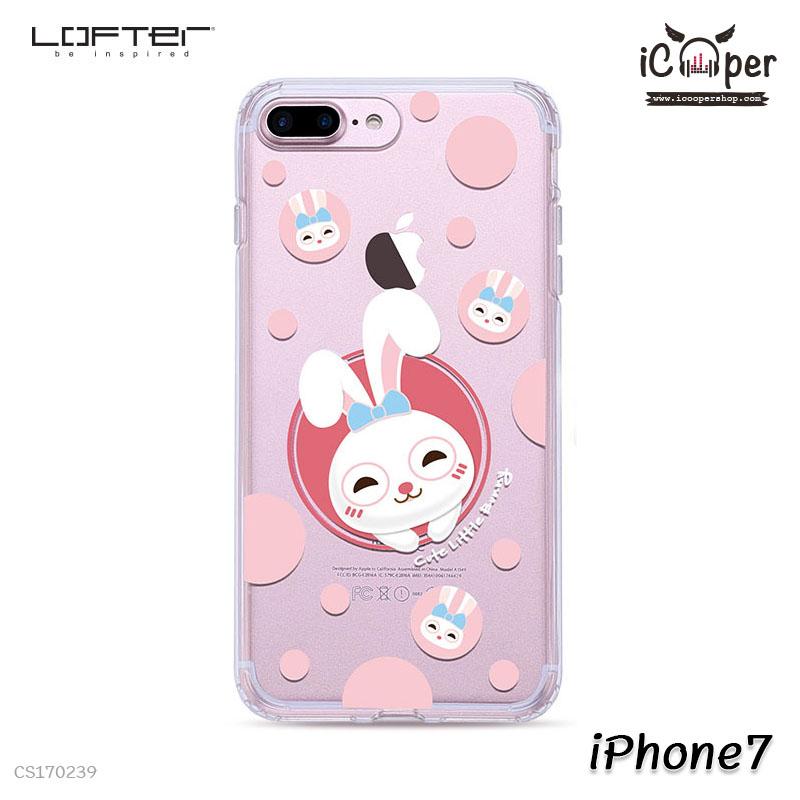 LOFTER Pets TP Case - Cute Little Bunny (iPhone7)