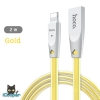 hoco U9 Data Cable 2M (Gold)