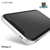 LOFTER Solid Color Bumper - Silver (iPhoneX)