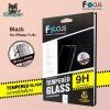 Focus Tempered Glass 9H 3D Full Screen - Black (iPhone7+/8+)