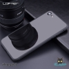 LOFTER TPU Mirror Case - Bright Black (iPhone8/7)