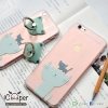MAOXIN Seven Case Two Kittens (iPhone6/6s)