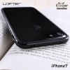 LOFTER Solid Color Bumper - Jet Black (iPhone7)