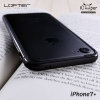 LOFTER Solid Color Bumper - Black (iPhone7+)